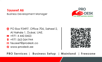 Business setup in Dubai in six simple steps