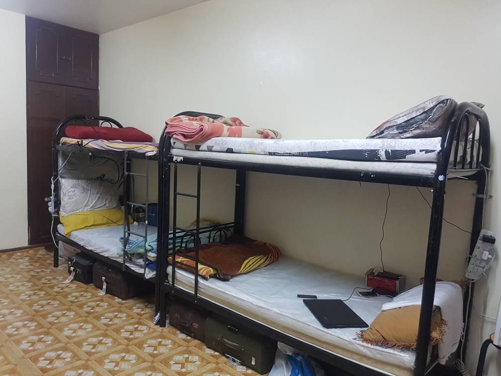 Al Rigga Bed Space 550 To 700