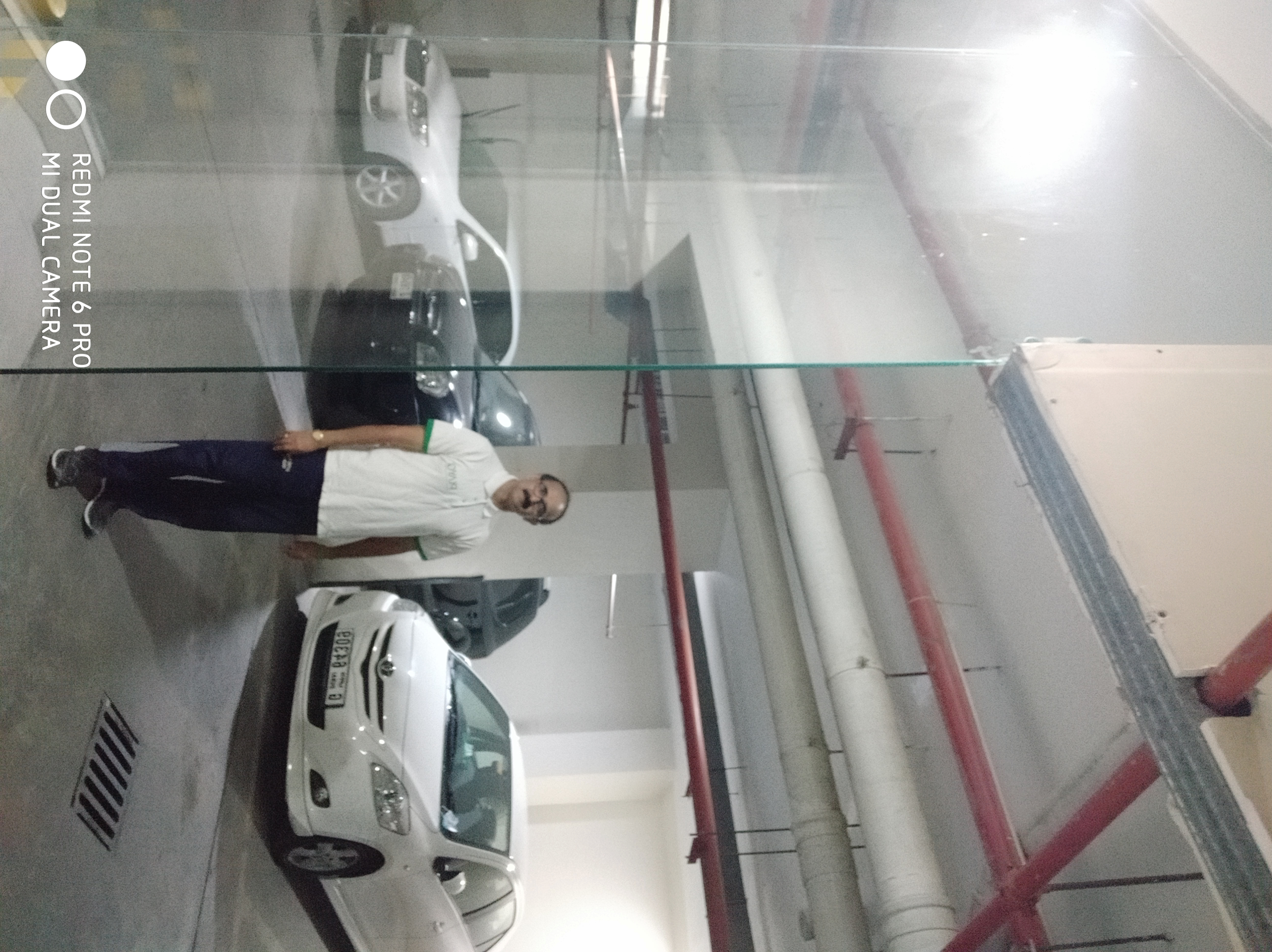 Car lift service