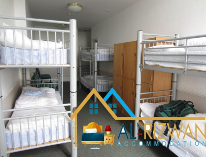 (92) Bed Space Rent for Pakistani Indian Bachelor 700 AED