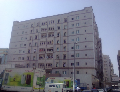 BED SPACES on 3 mins walk from Burjuman Metro Station