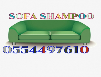 TOP CLEANING AND SHAMPOO FOR SOFA*MATTRESS*CARPET 0554497610