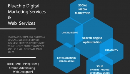 Seo Company Dubai  Bluechip Digital