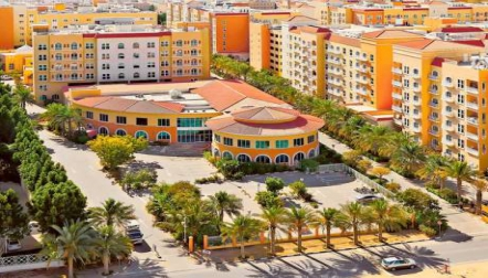 Specialists Professionals Real Estate Brokers are pleased to offer Staff Accommodation C. AC Brand New for rent in Dubai Investment Park  Good for hotel staff hospitality executives  No of studios available  Up 50 60 studios No of 1 Beds available – 40 Ap