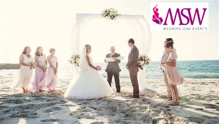 Beach wedding planners