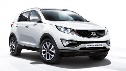 Kia Sportage for Rent at AAA Rent a Car  DMCC