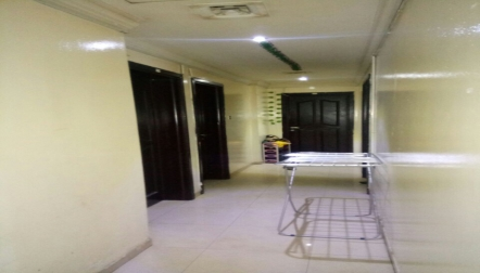For rent Bed Space in Bur Dubai ALL IN near Metro Station