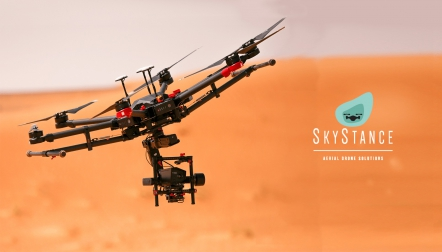 Advanced Drone PhotographyVideography Services in Dubai UAE