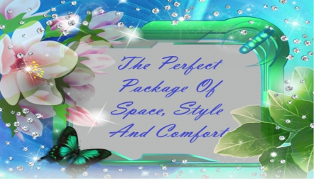 The Perfect Package Of Space, Style And Comfort