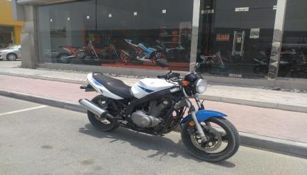 Suzuki GS 500,quick sale,Dubai motorcycle