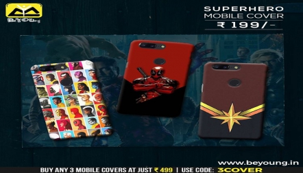 Get Best Mobile Cover Online India at Beyoung