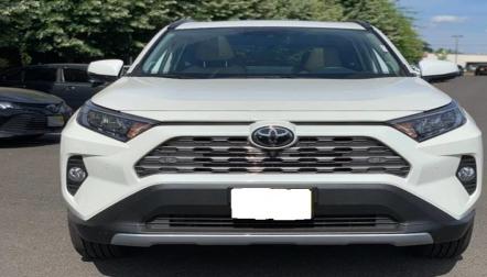 Toyota RAV4 SUV 2019