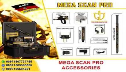 Mega Scan Pro Best Gold Detector 2019