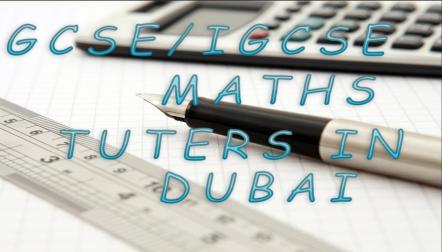 IGCSE further math tutoring center in Dubai