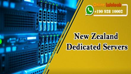 New Zealand Dedicated Server Hosting