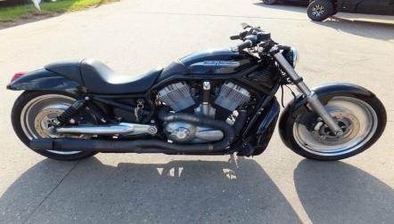 2005 HarleyDavidson VRod