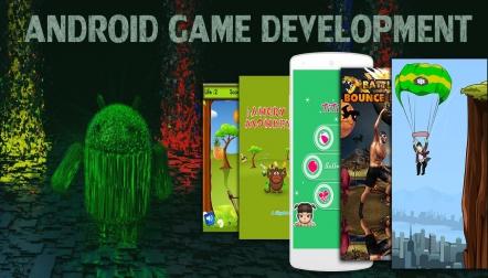 Android Game Design  Development Service in Dubai