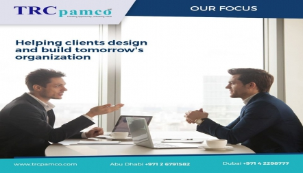 Accounting firms in Abu Dhabi | TRC Pamco Middle East