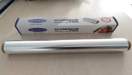 Aluminum foil 75 sq ft