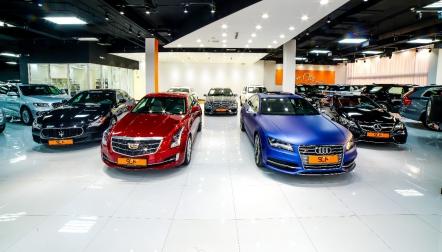 Preowned Cars Dealer in Dubai
