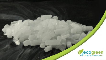 Dry ice supplier in dubai