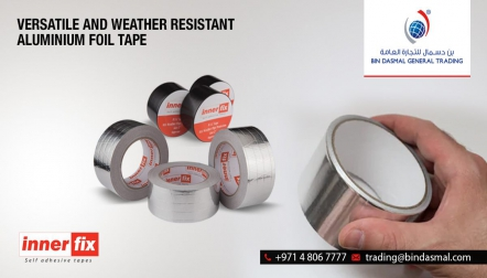 Aluminum Foil Tapes Supplier in UAE