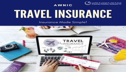 Travel Insurance Company  Al Wathba Insurance  Awnic