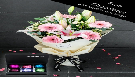 Flower Delivery Abu Dhabi