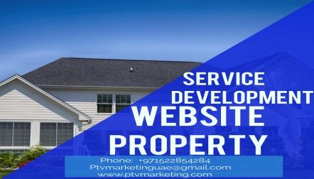 Property Website Development Service