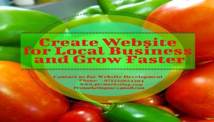 Website designing for Local Business