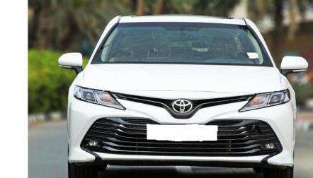 2019 Toyota Camry GCC