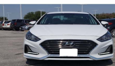Hyundai Sonata 2018 model