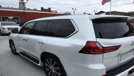 2018 LX 570 Three Row Suv