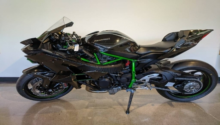 2015 kawasaki h2 is still in good working