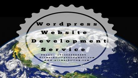Wordpress Website Designing Service