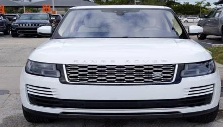 Range Rover HSE 2018 GCC