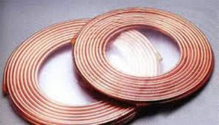 Copper pipes Dubai