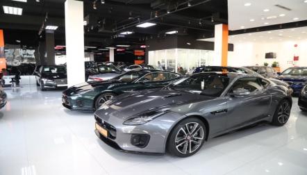 Dubai Luxury Cars Sun City Motors