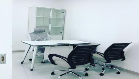 serviced office for 20k year in Bur Dubai Musalla tower, Met