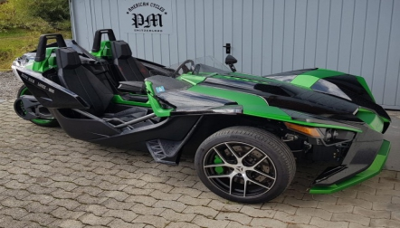 polaris slingshot ATV