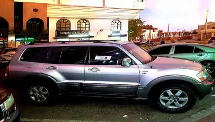 MITUSBISHI PAJERO AVAILABLE FOR RENT ON YEAR BASIS WITH COMP