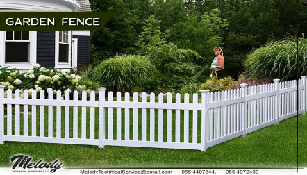 Wooden Garden Fence | Picket Fence Suppliers | Privacy Fence