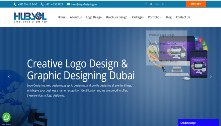 We provide Logo Designing Services in Dubai, UAE