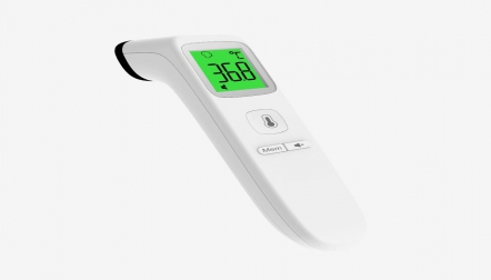 Etense Clinical Infrared Thermometer EFC IR200