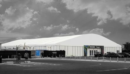 Tent Rental Services Dubai