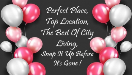 Perfect Place, Top Location, The Best Of City Living, Snap I