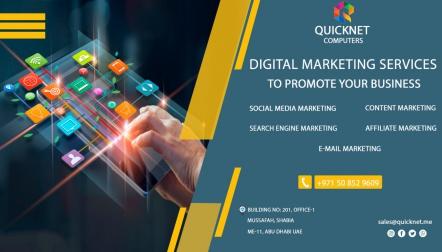 Digital Marketing Agency in Abu Dhabi | Digital Marketing