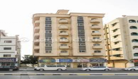 2 bedroom flat for rent in Ajman border near to Emirates Roa