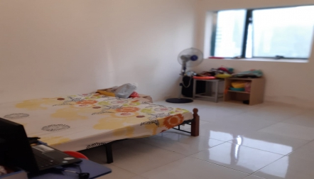 FURNISHED ROOM for Indian executive Lady Including Bills