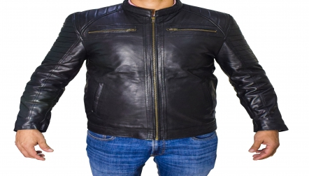 Leather JACKETS pure quality